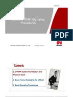 07 UMTS UTRAN Signaling Procedures