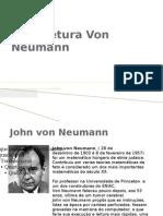 Arquitetura Von Neumann_SLD