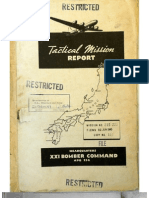 21st Bomber Command Tactical Mission Report 215, 220