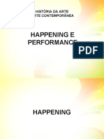 Slide_Happening e Performance