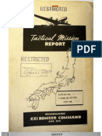 21st Bomber Command Tactical Mission Report 231, 237