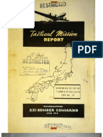 21st Bomber Command Tactical Mission Report 232etc