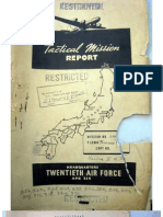 21st Bomber Command Tactical Mission Report 255etc