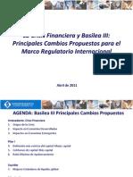 Basilea III - Principales Cambios Propuestos Para El Marco Regulatorio Internacional