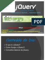 Minicurso de JQuery