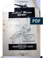 21st Bomber Command Tactical Mission Report 271, 274