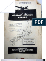 21st Bomber Command Tactical Mission Report 277 to 281
