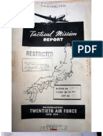 21st Bomber Command Tactical Mission Report 293, 295