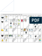 Process Groups and Knowledge Areas PMBoK v4 (A4)[1]