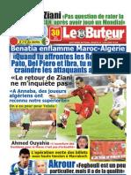 LE BUTEUR PDF du 30/05/2011