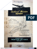 21st Bomber Command Tactical Mission Report 297