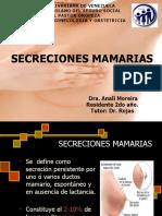 SECRECIONES MAMARIAS ANALI