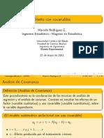 7 -Diseño con covarianzas en SPSS