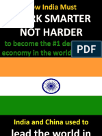 India One by 2030