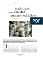 Plantas Inmunomoduladoras