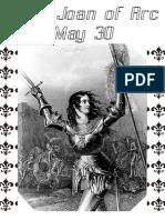 5.30 Saint Joan of Arc