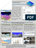 PosterHibahInternasional_UnderstandingUrbanGeomorphology and Hazards (case study