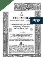 Tratado de Verdadera Brujeria Mexicana