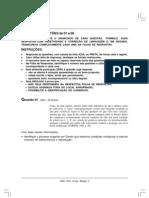 2010 Prova Portugues e Ciencias Naturais - Caderno 1 Fase 2