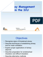 Airway Management - FINAL