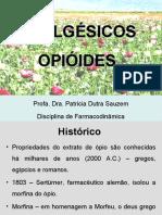 analgésicos opióides