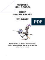 MCQ Tryout Packet 2011