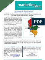 MKT Data Perfiles Zonales 2011
