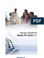 Manual Nokia e72 Pc Suite