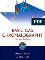 Basic Gas Chromatography (Techniques in Analytical Chemistry) (2009 Ed.)