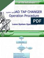 Oltcoperation Procedure Rev0 Blpjr