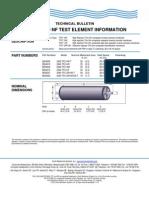 2.5 Inch Test Spirals Fluid Systems