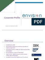 Envision Corporate Presentation.