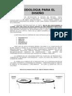METODOLOGIA DEL DISEÑO ARQ. MARIO ROJAS.