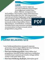 Good Corporate Governance Ppt