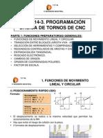 Tema 14-3 CNC
