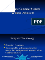 Fundamentals of Information Technology Teaching Plan (2)
