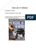 Pardoe Blaine Lee - Battle Tech La Forja de Un Heroe