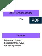 Adult Chest Disease