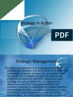 Strategic Inertia