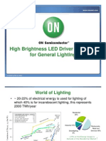 Overview of Led Lighting