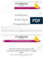 PodSeven Brain Gym