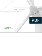 AWEA Annual Wind Report 2009