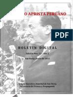 Boletin San Borja 013-2011