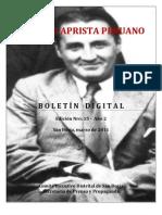 Boletin San Borja 015-2011