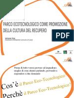 Presentazione Parco Eco-Tecnologico