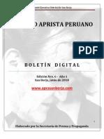 Boletin San Borja 006-2010