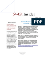 64-Bit Insider Volume 1 Issue 9