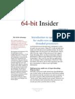 64-Bit Insider Volume 1 Issue 14