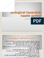 Biology Cal Hazards& Health Safety 2