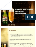 PU - 12 Bar Training Programme